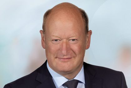 Finanzminister Reinhold Hilbers MdL