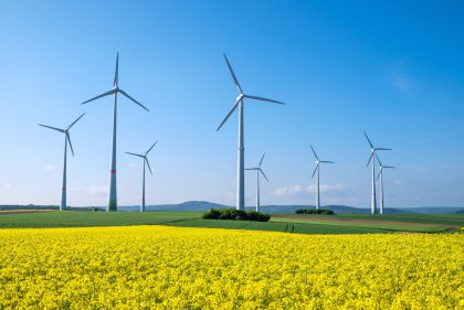 Themenbild Umwelt Energie
