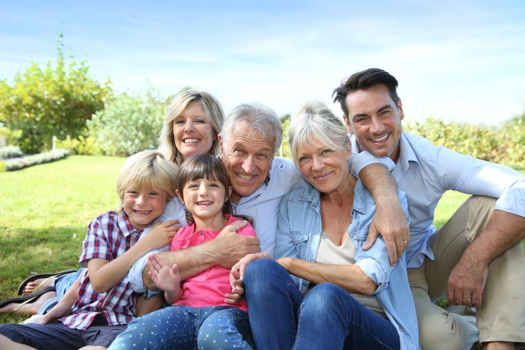 Familien, Gleichstellung, Generationen und Integration