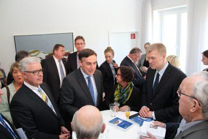 Buchvorstellung Chronik der CDU in Niedersachsen