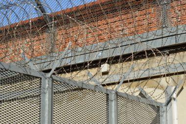 Gefängnismauern