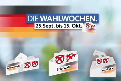 Die Wahlwochen zur Landtagswahl 2017
