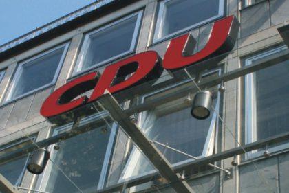 Das Wilfried-Hasselmann-Haus ist die Landesgeschäftsstelle der CDU in Niedersachsen