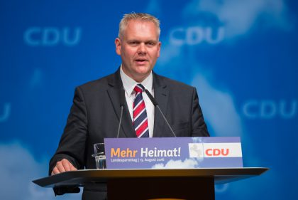 Björn Thümler MdL (Foto: Nigel Treblin)
