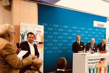 Niedersachsen im Gespräch: Grundsteuer
