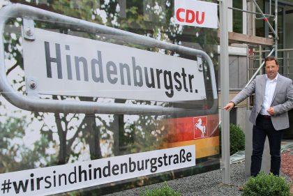 Red Bull Mini Kühlschrank Yoga : Seefried: hindenburgstr. in hannover muss bleiben cdu in niedersachsen