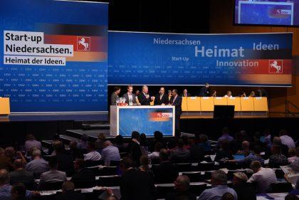 Cdu Will Mehr Unternehmensgründungen In Niedersachsen Cdu In
