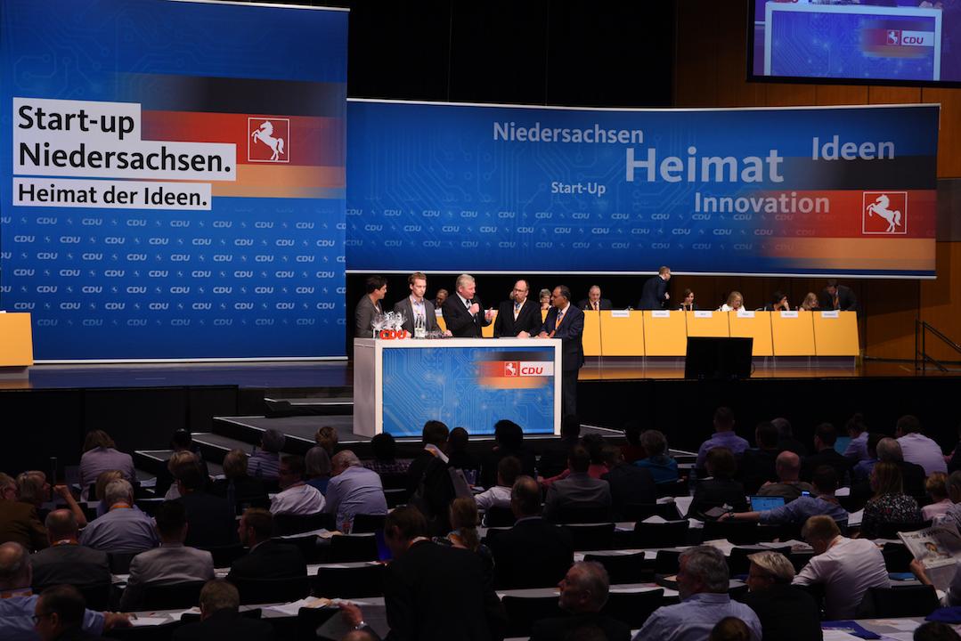 CDU will mehr Unternehmensgründungen in Niedersachsen | CDU in ...