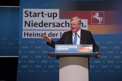 Althusmann Große Koalition Sollte Zur Sacharbeit Zurückkehren Cdu