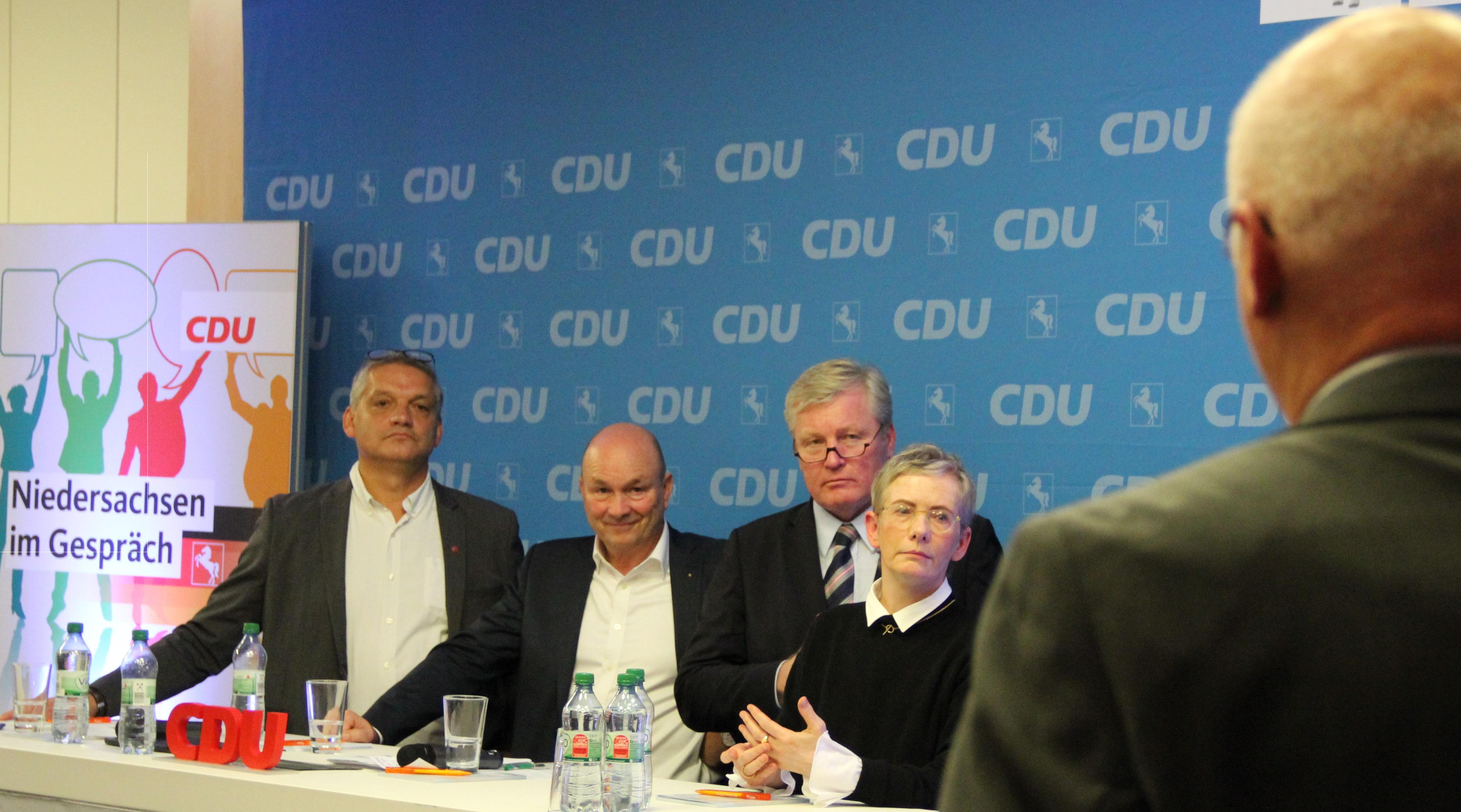 Niedersachsen im Gespräch: Plädoyer für die soziale Marktwirtschaft ...
