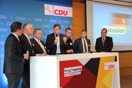 Strabs Konferenz Definitive Veränderungen Angekündigt Cdu In