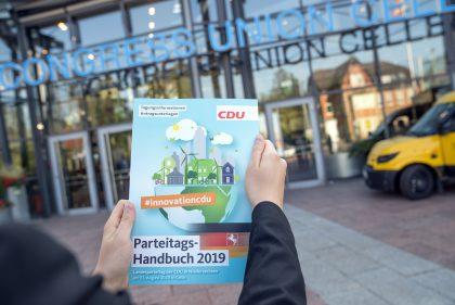 CDU Landesparteitag 2019 (Foto: Jasper Ehrich für CDU Niedersachsen)