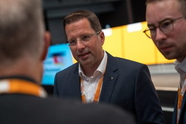 Kai Seefried - Landesparteitag 2019