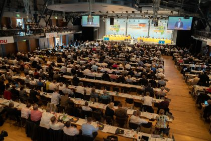 CDU Landesparteitag 2019