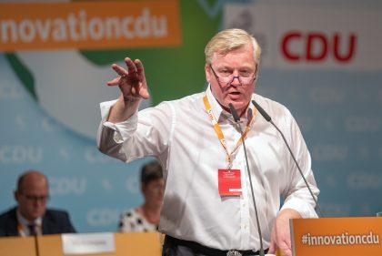 Bernd Althusmann - Landesparteitag 2019