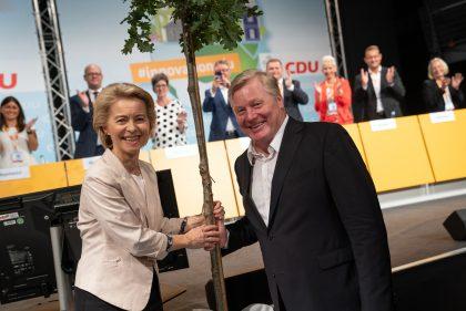 Ursula von der Leyen und Bernd Althusmann