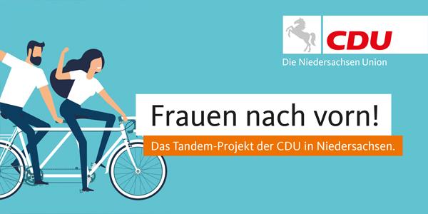 Das Tandem Projekt der CDU in Niedersachsen
