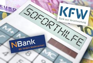 Finanzielle Soforthilfe-Programme