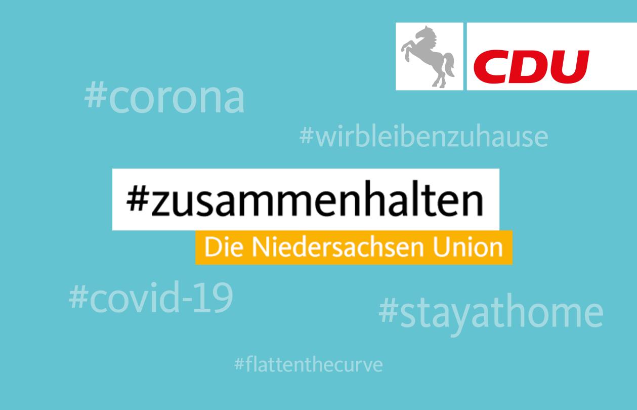 Corona Update Cdu In Niedersachsen
