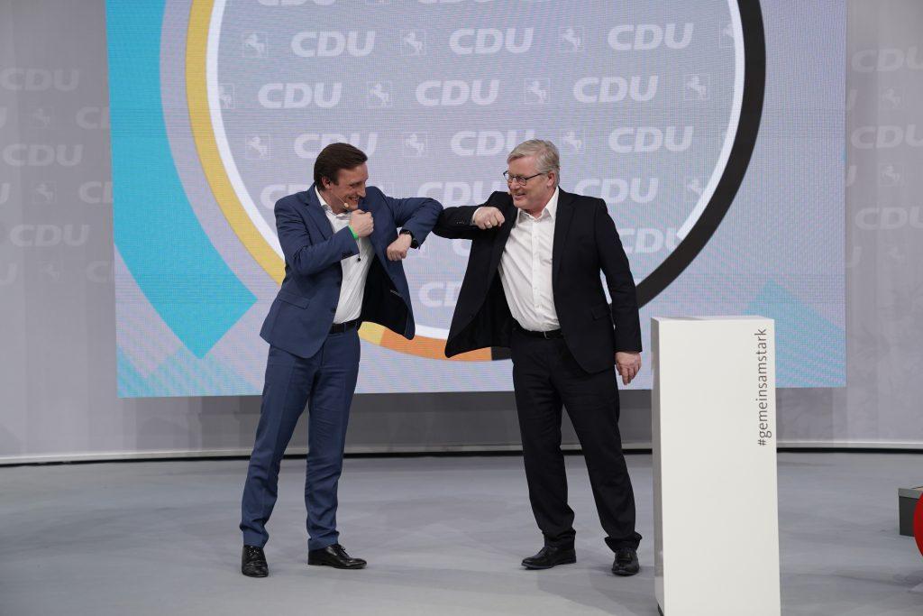 CDU in Niedersachsen wählt neuen Landesvorstand