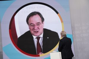 Althusmann wirbt um Unterstützung für Kanzlerkandidat der Union