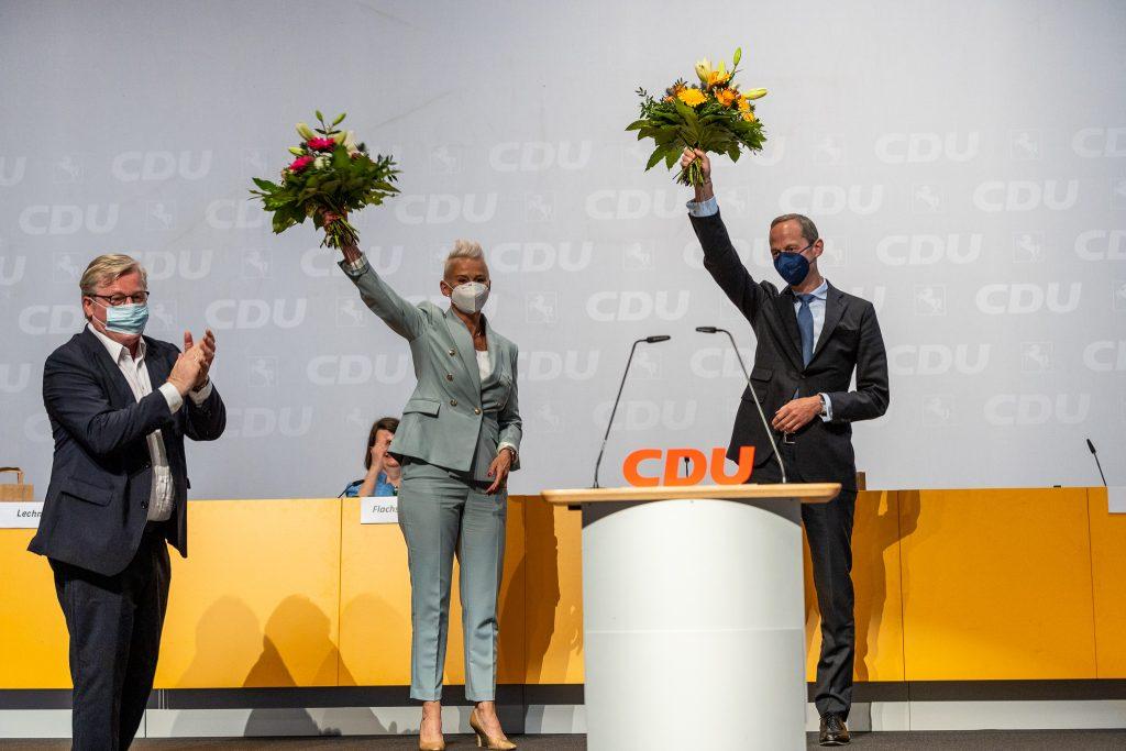 """""""Team Niedersachsen"""" führt CDU in den Bundestagswahlkampf"""